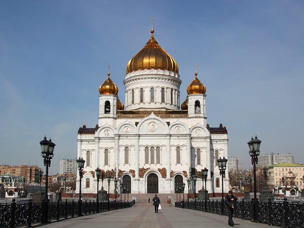 Фотография достопримечательности Храм Христа Спасителя
