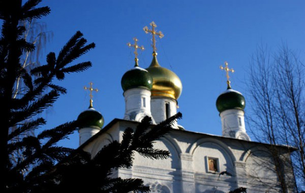 Фотография достопримечательности. Сретенский монастырь в Санкт-Петербурге