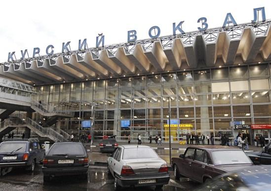 Фотография достопримечательности Курский вокзал