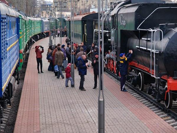 Фотография достопримечательности. Рижский вокзал в Санкт-Петербурге