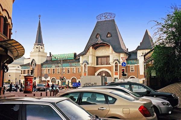 Фотография достопримечательности Ярославский вокзал