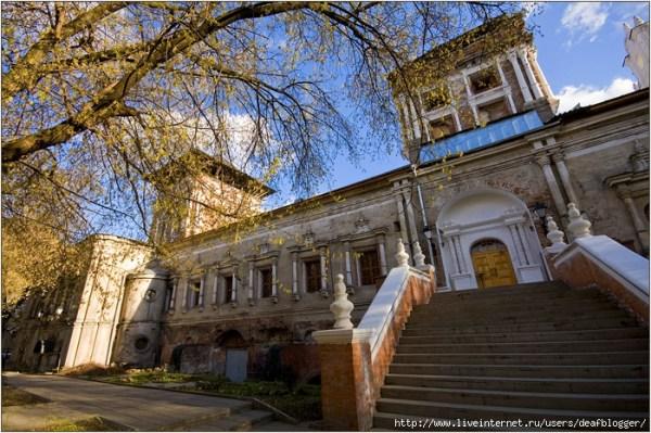 Фотография достопримечательности Симонов монастырь