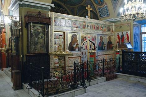 Фотография достопримечательности Храм Рождества Пресвятой Богородицы в Старом Симонове