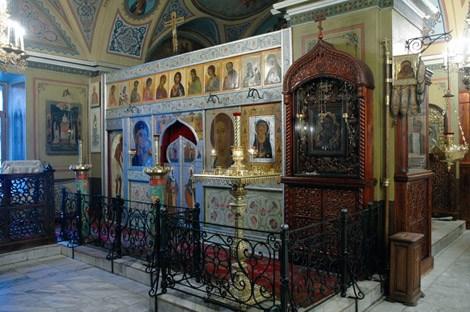 Фотография достопримечательности. Храм Рождества Пресвятой Богородицы в Старом Симонове в Санкт-Петербурге