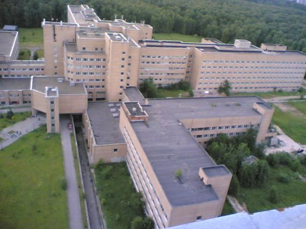 Фотография достопримечательности. Центральная клиническая больница РАН в Санкт-Петербурге
