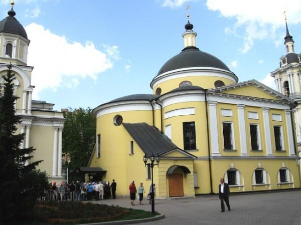 Фотография достопримечательности. Покровский ставропигиальный женский монастырь в Санкт-Петербурге
