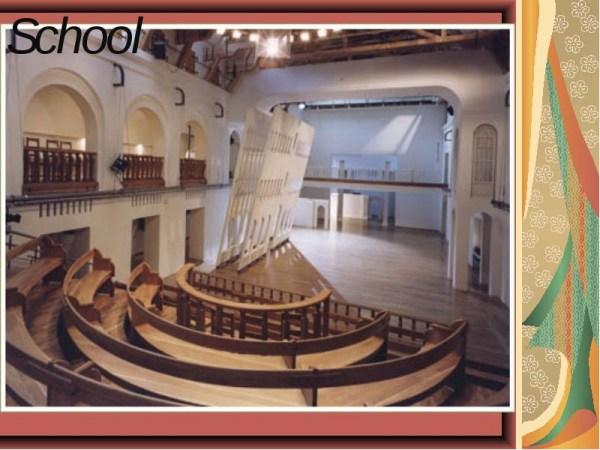 Фотография достопримечательности. Школа драматического искусства в Санкт-Петербурге