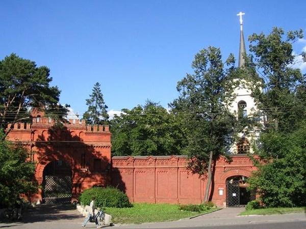 Фотография достопримечательности. Покровское-Стрешнево-Глебово в Санкт-Петербурге