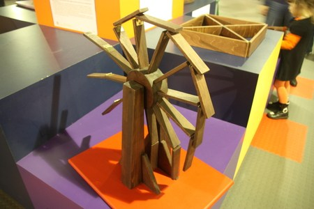 Фотография достопримечательности. Музей Экспериментаниум в Санкт-Петербурге