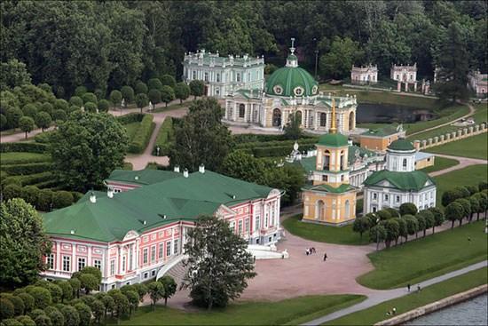 Фотография достопримечательности Кусковский лесопарк