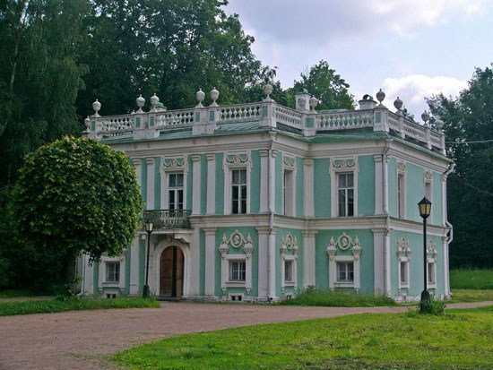 Фотография достопримечательности. Усадьба Кусково в Санкт-Петербурге