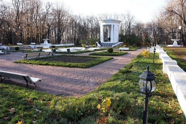 Фотография достопримечательности Нескучный сад
