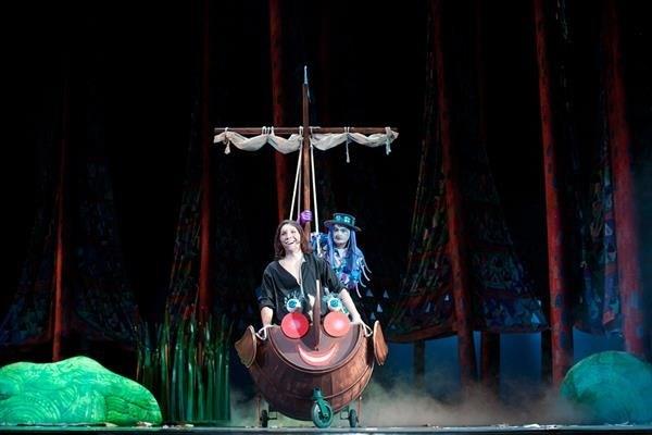 Фотография достопримечательности. Театриум на Серпуховке в Санкт-Петербурге