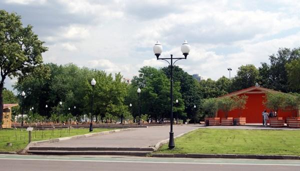 Фотография достопримечательности Центральный парк культуры и отдыха им. Горького
