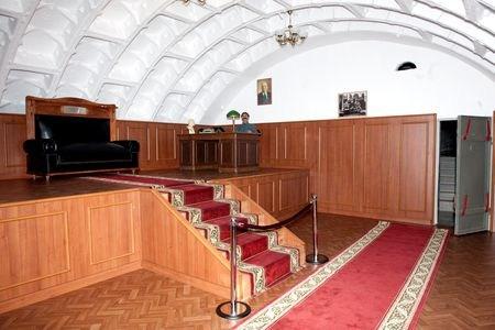 Фотография достопримечательности. Музей Бункер-42 на Таганке в Санкт-Петербурге