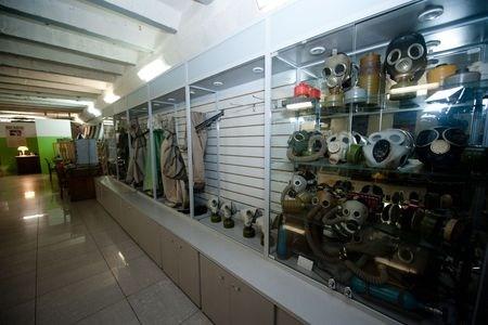 Фотография достопримечательности Музей Бункер-42 на Таганке