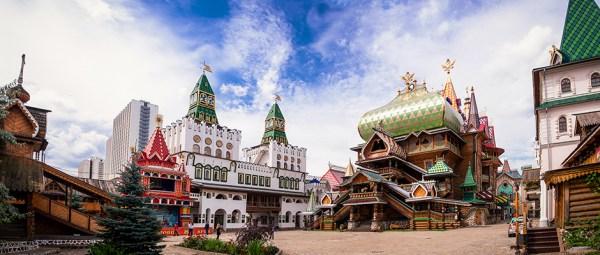 Фотография достопримечательности. Кремль в Измайлово в Санкт-Петербурге