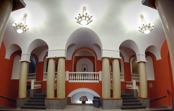 Фотография достопримечательности Государственный геологический музей им. Вернадского