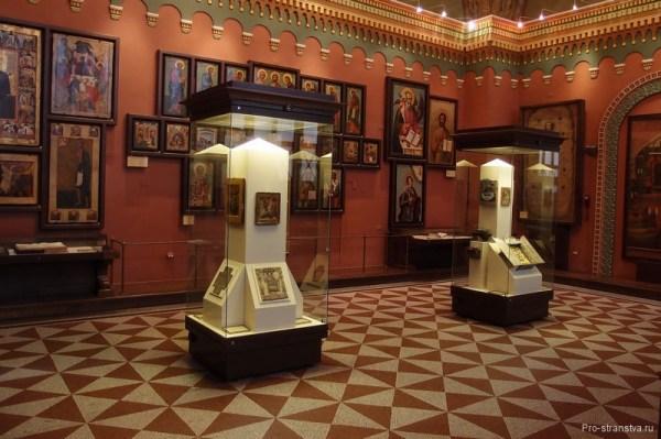 Фотография достопримечательности. Государственный исторический музей в Санкт-Петербурге