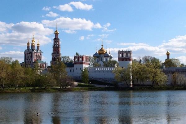 Фотография достопримечательности Новодевичий монастырь