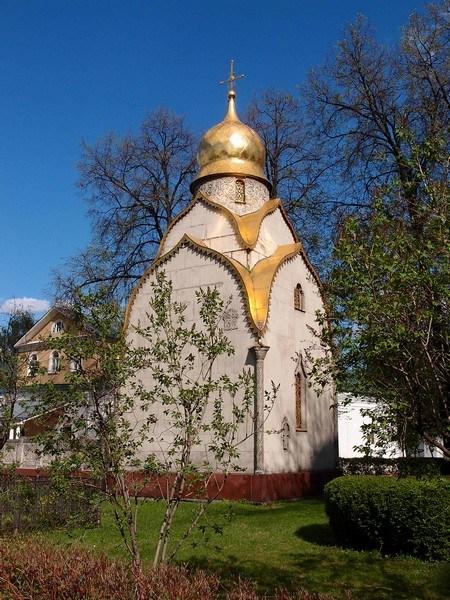 Фотография достопримечательности. Новодевичий монастырь в Санкт-Петербурге