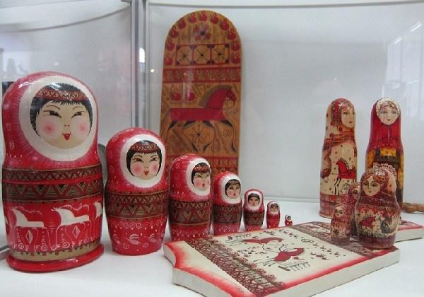 Фотография достопримечательности. Музей Матрешки в Санкт-Петербурге
