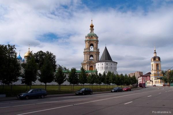 Фотография достопримечательности Новоспасский монастырь