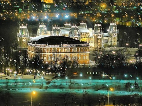 Фотография достопримечательности. Музей-заповедник Царицыно в Санкт-Петербурге