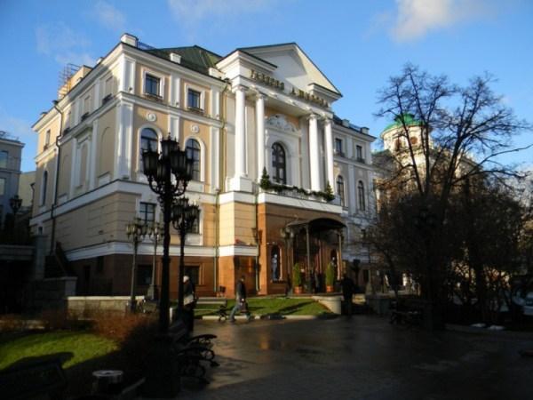 Фотография достопримечательности Галерея Александра Шилова