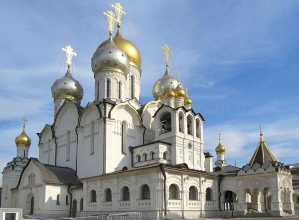 Фотография достопримечательности Зачатьевский монастырь