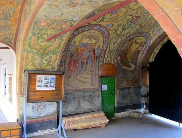 Фотография достопримечательности. Зачатьевский монастырь в Санкт-Петербурге