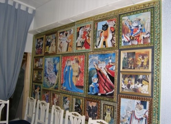 Фотография достопримечательности. Московский музей кошки в Санкт-Петербурге