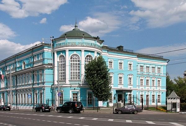 Фотография достопримечательности Галерея Ильи Глазунова