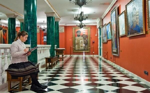 Фотография достопримечательности. Галерея Ильи Глазунова в Санкт-Петербурге