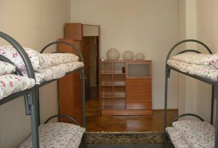 Хостел Moscow Style на Тверской в Москве, восмиместная комната