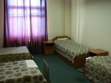 Хостел Number One на улице Балтийская в Москве, четырехместная комната