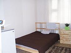 Хостел Весь Мир на Большой Тульской в Москве, одноместная комната