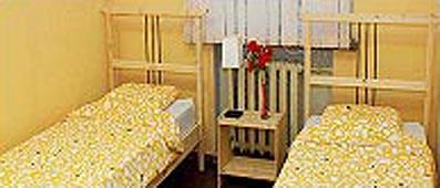 Хостел Весь Мир на Большой Тульской в Москве, двухместная комната