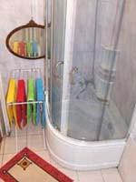 Хостел Весь Мир на Большой Тульской в Москве, ванная комната