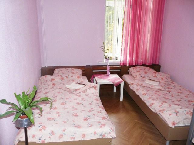 Хостел Шоколад в Дегтярном переулке в Москве, двухместная комната