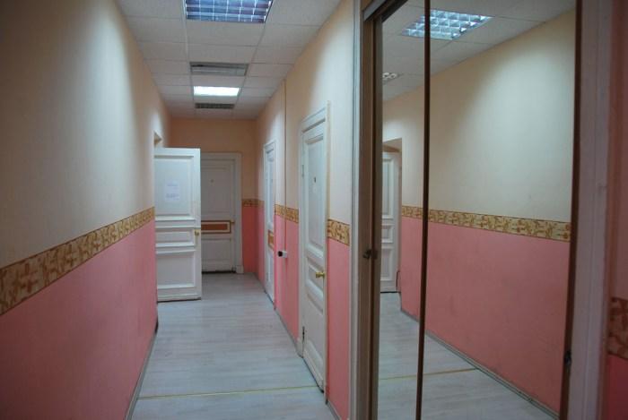 Хостел Matreshka Hostel в Неопалимовском переулке, коридор
