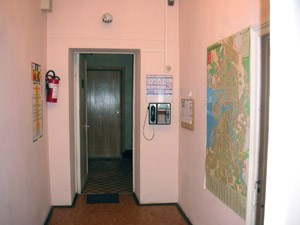 Хостел Nova Hostel в Девяткином переулке в Москве, ванная комната