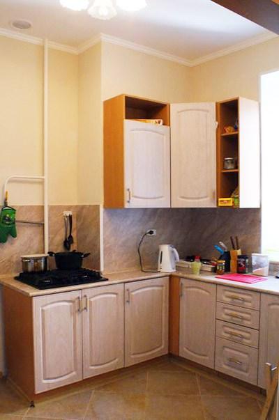 Хостел Ideal Hostel на Маросейке переулке в Москве, кухня