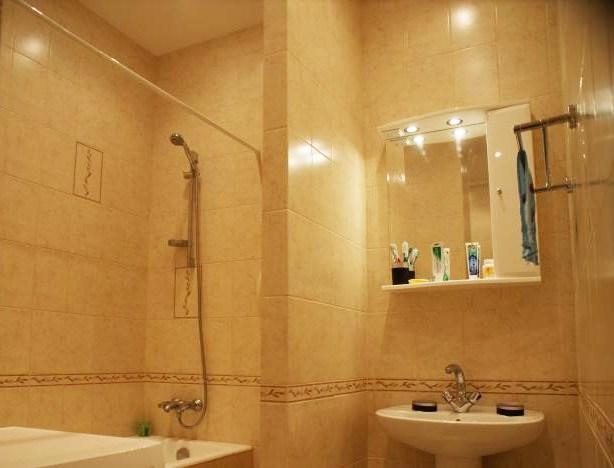 Хостел Ideal Hostel на Маросейке переулке в Москве, ванная комната