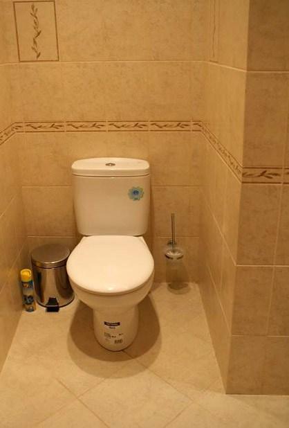 Хостел Ideal Hostel на Маросейке переулке в Москве, туалет