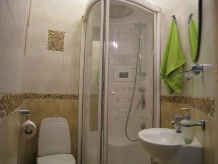 Хостел Гагарин в Кривоколенном переулке в москве, ванная комната