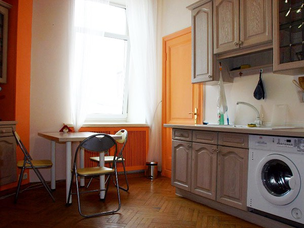 Хостел Trip and Sleep в Глазовском переулке, кухня