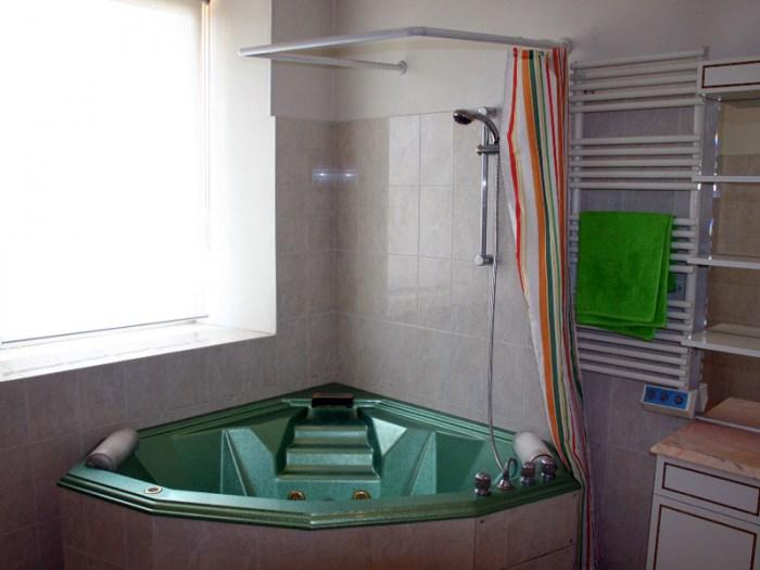 Хостел Trip and Sleep в Глазовском переулке, душ