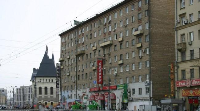 Фотография хостела Московский