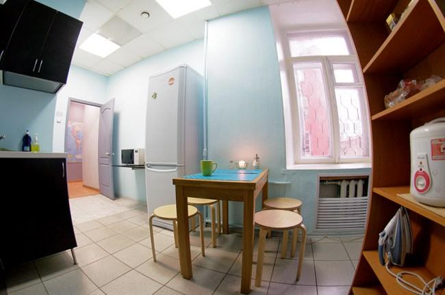 Фотография хостела. Fantomas Hostel/Фантомас в Санкт-Петербурге
